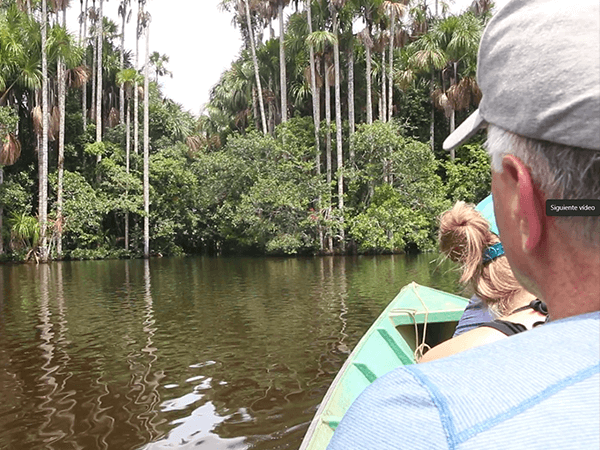 Tambopata Lake Sandoval Tour 2