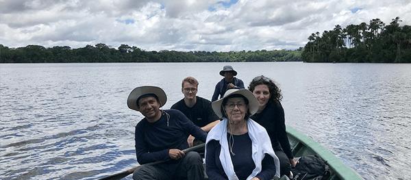 Tambopata Lake Sandoval Tour