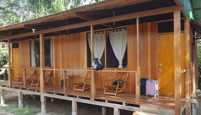 Tambopata Lodge Terrace 4