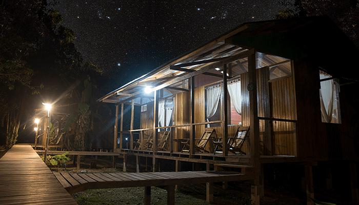 Tambopata Cabin 4