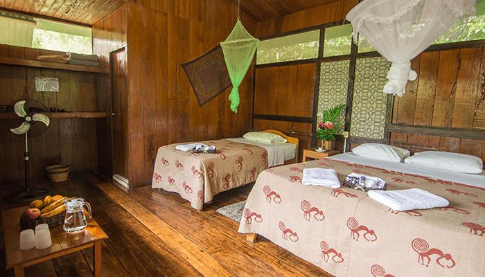 Tambopata Lodge Bedroom 4
