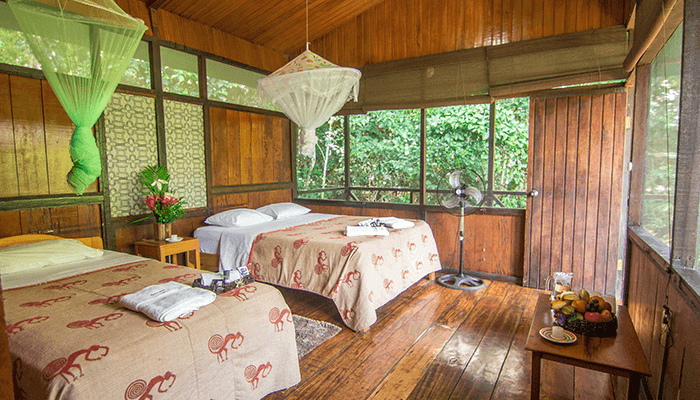 Tambopata Lodge Bedroom 3