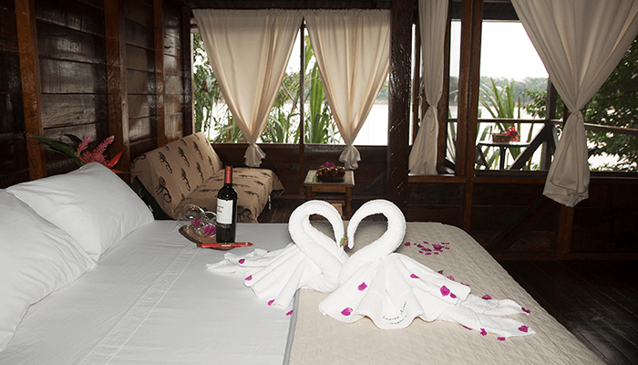 Tambopata Lodge Bedroom 10