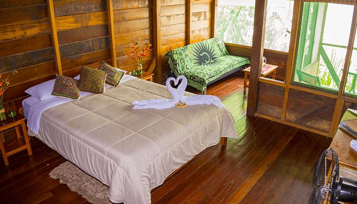 Tambopata Lodge Bedroom 9