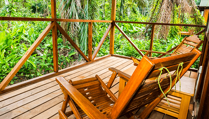 Tambopata Lodge Terrace 3