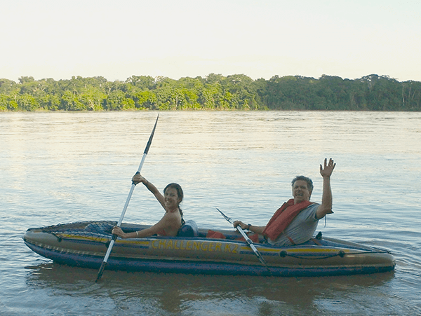 Tambopata Lake Sandoval Touristic Program 4