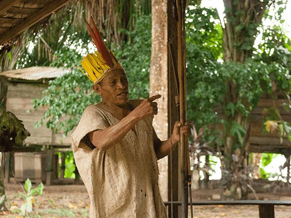 Tambopata Touristic Program 3